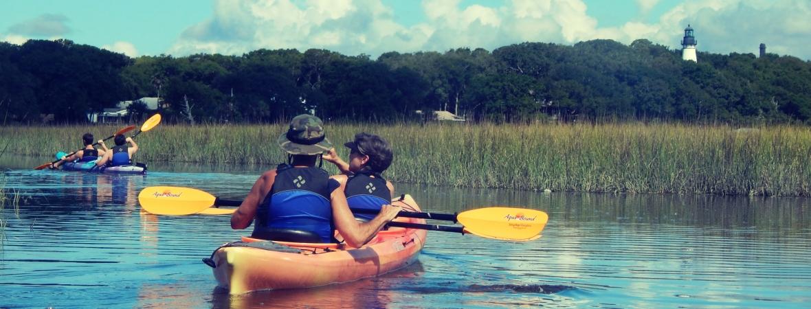 Kayaking Near Me Jacksonville Fl