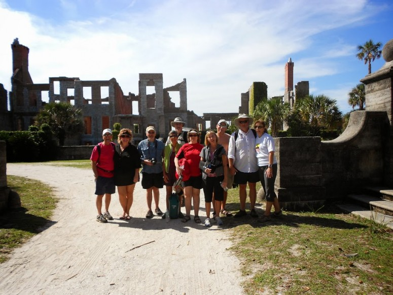 Cumberland Island Dungeness Ruins
